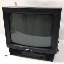 VINTAGE MADE IN 1990 SAMSUNG TV CT-3325JC E1724B