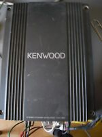 Kenwood KAC 821 Car Power Amplifier With Mains Power Supply