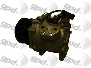 A/C Compressor-New Global 6511265