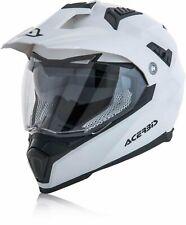 Acerbis Helmet Adventure Flip White XXL