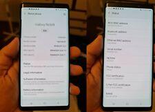 Samsung Galaxy Note9 SM-N960F/DS - 512GB - Blue (Unlocked) (Dual SIM) NO RESERVE