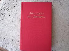 710a11-Fred Germonprez-Personnes Dans l'ombre-roman, BBG Bonn 1957