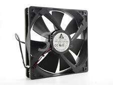 Delta 13525 AFB1312M 13.5cm 135mm DC 12V 0.38A 2Wie Case axial Cooling Fan