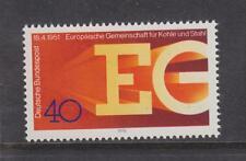 WEST GERMANY MNH STAMP DEUTSCHE BUNDESPOST 1976 COAL & STEEL COMMUNITY  SG 1773