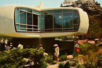 Vintage Postcard Disneyland House of the Future Monsanto Tomorrowland