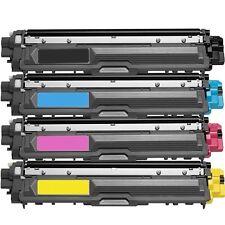 Compatible Brother TN-225 Toner Cartridge Color Set (C,K,M,Y)
