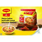 FOOD CAMPING MAGGI CURRY