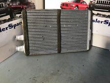 CHRYSLER GRAND VOYAGER 2008-12 Front Interior Heater Matrix Heat Exchanger