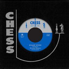 """Muddy Waters (eaux) Rollin' Pierre/Walkin '' Blues 7"""" Vinyle 2017"""