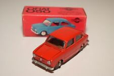 TT 1:43 MERCURY 38 FIAT 850 COUPE RED MINT BOXED RARE!!!