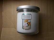 Yankee Candle Usa Rare Coconut Beach Medium 2 Wick Tumbler
