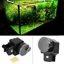 Digital Automatic Fish Feeder Aquarium Tank Electronic Fish Food Feeder Timer OV
