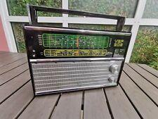 Weltempfänger VEF 206 UdSSR russisches Transistorradio  USSR  70 er Jahre