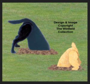 BAD DIGGIN' DOGS SET 3 #YD202 ~ Winfield Wood Pattern ~ DIY Woodworking Plans