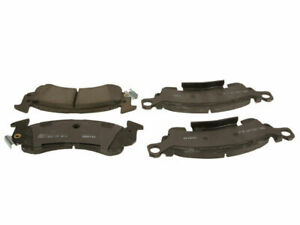 Front AC Delco Brake Pad Set fits Chevy C10 1975-1986 93DVGD