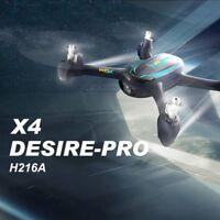 New Hubsan H216A X4 DESIRE Pro Drone WiFi FPV GPS RC Quadcopter 1080P HD Camera