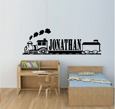 Train #22 new (Custom Name) ~ Wall Decal: Popular Charaters