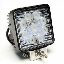 27w12V 24V led Spot beam lamp Work bulb light truck SUV OFF-Road SUV Boat  drive
