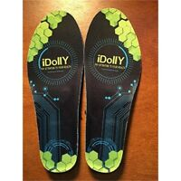 2 Pairs Foil Thermo Insoles Fleece Lining - Thermal Pair Shoe Anti Odour