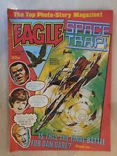 EAGLE DAN DARE  - 8th JANUARY 1983