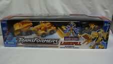 TRANSFORMERS RID LANDFILL Wedge Grimlock Heavy Load Hightower COMBINE NEW SEALED