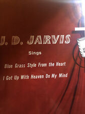 J.D. JARVIS SINGS BLUEGRASS STYLE GOSPEL--- vinyl LP NEW SEALED
