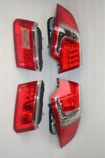 GENUINE HONDA ACCORD EURO SPIRIOR ACURA TSX LED TAIL LIGHT SET 08-14 CU1 CU2