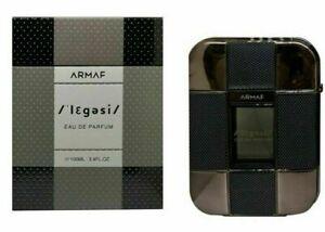 Armaf Legesi Men Eau De Perfum 3.4oz /100ml Sealed Box