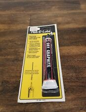 Hob-e-Lube DRY GRAPHITE Hobby Lubricant Woodland Scenics #HL651 Model Trains New