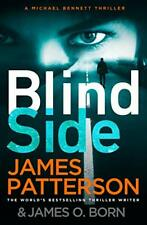 Blindside: (Michael Bennett 12) by Patterson, James Book The Cheap Fast Free