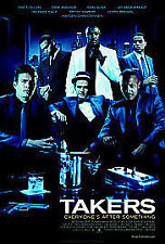 3 Film Box Set: Takers / Crank / The Fast & The Furious [DVD], DVDs