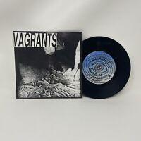 "Vagrants - Gone Vinyl Record 7"" Original Pressing"