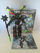 Lego Hero Factory Villians - 6203 Black Phantom