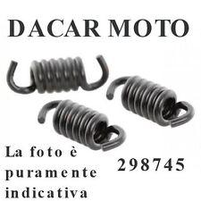 298745 3 MOLLE FRIZIONE MALOSSI PIAGGIO NRG MC3 Purejet 50 2T LC