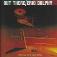 ERIC DOLPHY - OUT THERE/OUTWARD BOUND [REMASTER] NEW CD