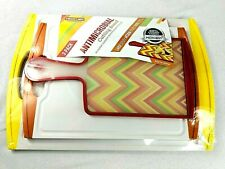 Neoflam Antimicrobial 3 Pack Cutting Boards Color Coded Heavy Duty Large NEW
