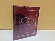 Jai Ose Jaiose Women Perfume Pure Parfum Splash 0.25 oz / 7,5 ml NIB Seal Rare
