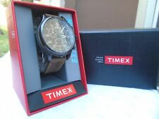 NWT Timex Expedition Rugged Field Chronograph T49905 Men's Wrist Watch - IN BOX