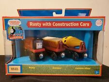 Thomas The Tank & Friends Rusty With Construction Cars 2007 New/other