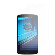 For Motorola Droid Turbo 2 [5-Pack] Screen Protector Film Clear