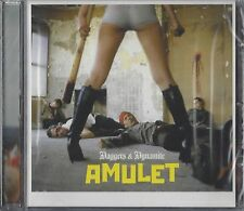 "AMULET  ""Daggers &Dynamite""----NEW SEALED METAL EP IMPORT CD---- Last 1 Left!!!!"