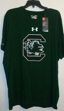 SOUTH CAROLINA Gamecocks Under Armour charged t-shirt NWT X-LARGE green