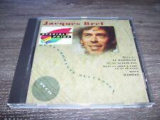 Jacques Brel - De 24 Grootste Successen * RARE CD HOLLAND 1988 *