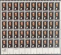USA Briefmarken Bogen 50x 20 Cent 1983 Hawthorne #30703-S