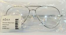 Roka Phantom Alloy Frame Silver Frost Size 57 E2500-0157 New Sealed