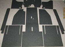 Innenausstattung-Innenraumteppich-Filz 10Tlg. passend Vw KÄFER Ovali Bj 53-60