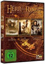 Der Herr der Ringe - Die Spielfilm Trilogie Teil 1 + 2 + 3 NEU DVD NEU OVP