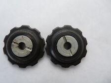 Simplex Derailleur Pulleys sealed bearing 1 pair vintage bike Peugeot PX10 NOS