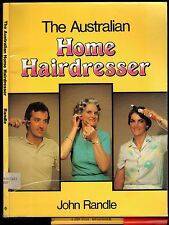 The Australian HOME HAIRDRESSER Cuts Styles Perms etc 96pg Ex-Library issue