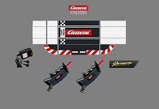 Carrera Evolution Rail de connexion 20515 avec Transformateur et deux
